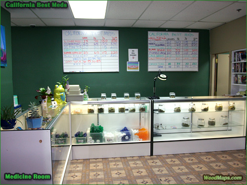 CA Best Meds Medication Room