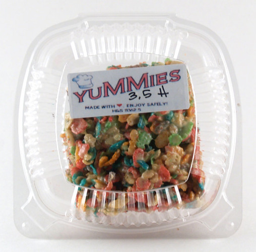 Yummies Fruity Pebble Treat