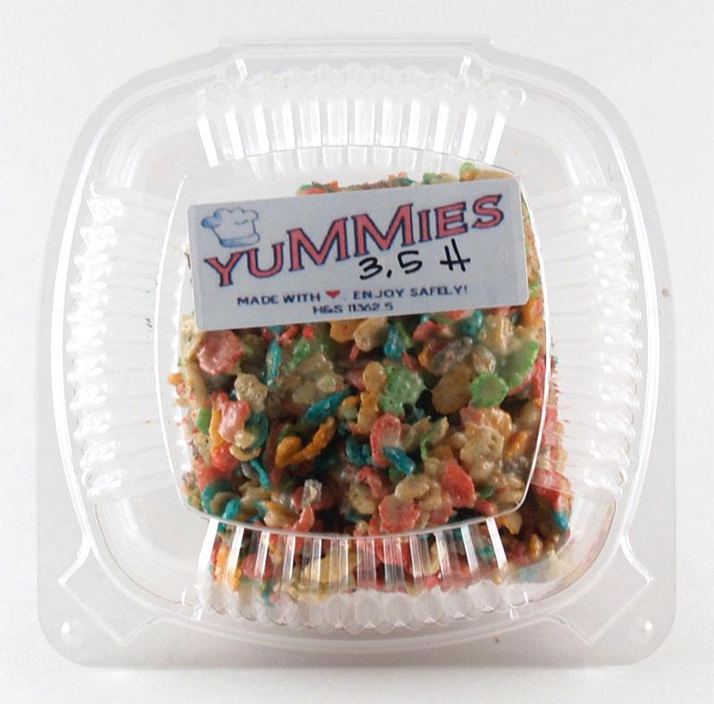 Yummies Fruity Pebble Treat