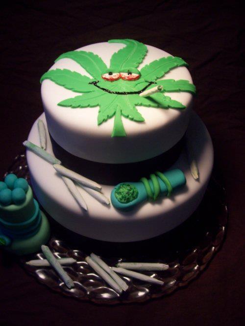 Stoned Cake