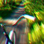 Hazy Bike Ride